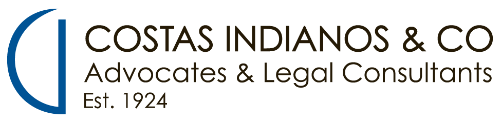 Cyprus Law Firm, Costas Indianos & Co, Nicosia